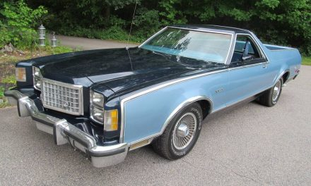 1979 Ford Ranchero Brougham – SOLD!