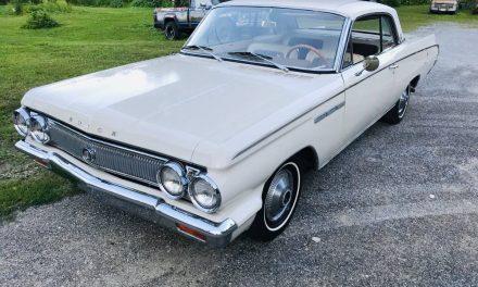 Cheap Cruiser: 1963 Buick Skylark Hardtop – SOLD!