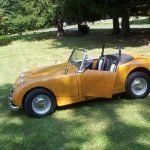 Butterscotch Bugeye: 1960 Austin Healey Sprite – $8,500