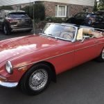 Breathable 'B: 1973 MG MGB MkIII Roadster- $12,998