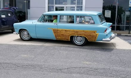 Bare Bones: 1955 Plymouth Plaza Two-Door Wagon – SOLD!