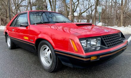First Foxbody: 1979 Ford Mustang Cobra – SOLD!