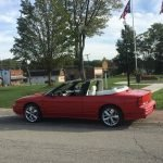 Comfortable Convertible: 1994 Oldsmobile Cutlass Supreme – $4,500