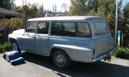 Prime Project: 1964 International Harvester Travelall Wagon – SOLD!