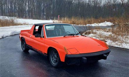 Track Toy: 1973 Porsche 914 2.4L – Sold?