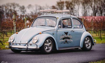 Gut Gestalt: 1966 Volkswagen Beetle Street Machine – Sold?