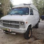 Overland Project: 1990 Chevrolet Van 4×4 Hightop – $8,500