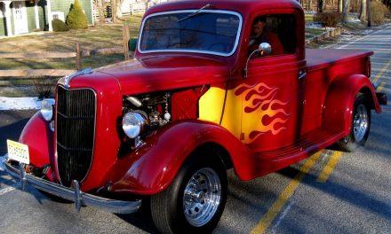 Classifind Cut: 1936 Ford Model 67 1/2 Ton Street Rod – NOW $25,999