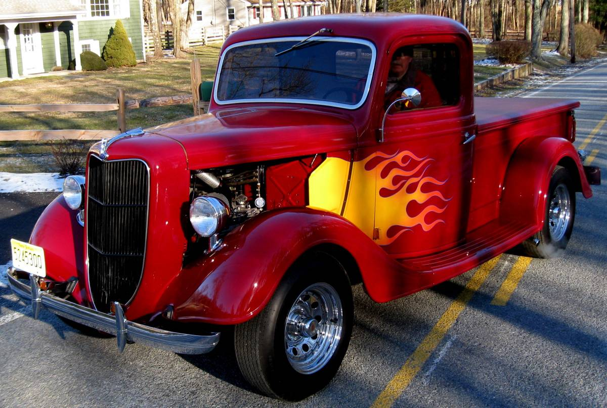 1936 Ford Model 67 Pickup For Sale | GuysWithRides.com