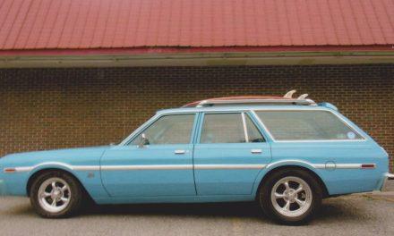 NEW Award 61: 1977 Dodge Aspen Wagon – Sold?