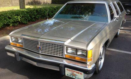 Surf Wagon: 1981 Ford LTD Estate – SOLD!