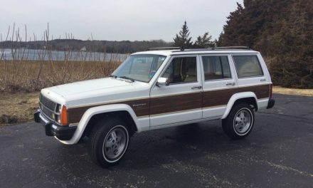 Nicest One Left? 1988 Jeep Cherokee Wagoneer – Sold?