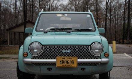 Pike Factory Survivor: 1990 Nissan Pao – $10,950