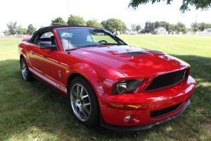 2,500 Miles: 2007 Shelby GT500 Convertible