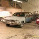 Restore or Restomod: 1966 Chevrolet Chevelle Malibu Wagon Project – $5,000 OBO