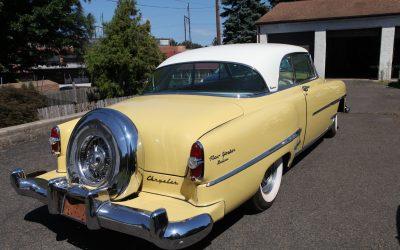 1954 Chrysler New Yorker Deluxe Newport Hardtop