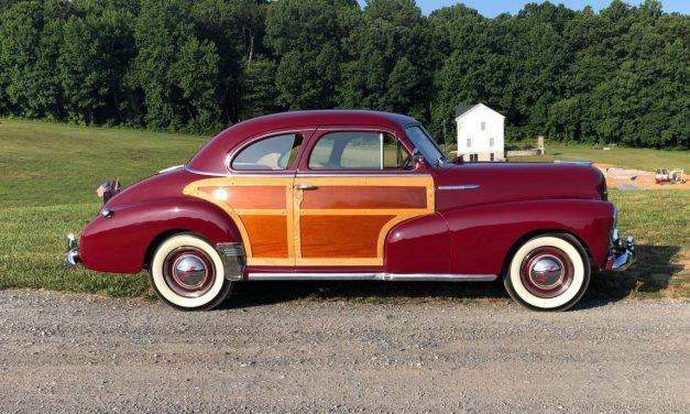 Fooled By Hemmings: 1948 Chevrolet Fleetmaster – Comment Censorship!