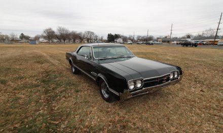 1966 Oldsmobile 442 L69 Hardtop – Make an Offer!