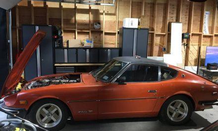 1974 Datsun 260Z Project – $12,000 OBO