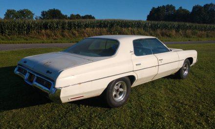 454Door: 1972 Chevrolet Impala Four Door Hardtop – Sold?