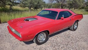 Real Deal: 1970 Plymouth 'Cuda Hardtop 426 Hemi/4-Speed