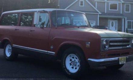 Suburban Slayer: 1973 International Travelall 2WD Wagon – Sold?