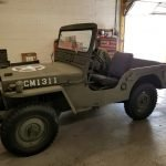 1946 Willys-Jeep CJ-2A – SOLD!
