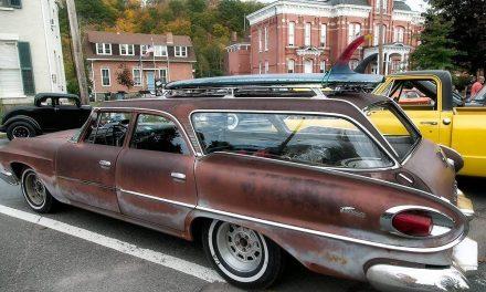 NEW! Award 64: 1961 Dodge Pioneer Wagon – Sold?