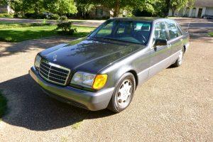 Reasonable Ride: 1993 Mercedes-Benz 500SEL