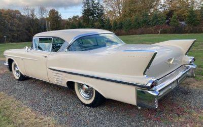 Six Months Gone: 1958 Cadillac Coupe De Ville Series 62 – STILL $35,000
