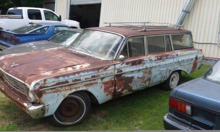 Paint or Patina: 1965 Ford Falcon Wagon Project – SOLD!