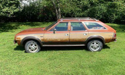 Lacking Love: 1982 AMC Eagle 4×4 Wagon – Sold?