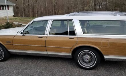 Hand Me Down: 1989 Buick Electra Estate Wagon – $9,000