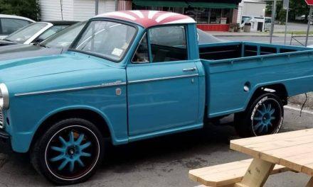 Flag Fail: 1962 Nissan 320 Pickup Project – $16,000