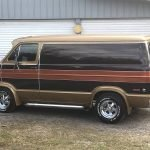 Boogie Van: 1974 Dodge B100 Shorty Custom – $25,000