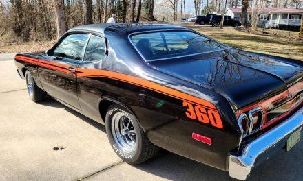 Convertriple: 1974 Dodge Dart Sport 360 22K Mile Survivor – Sold?