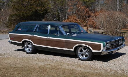 Sleeper Squire: 1968 Ford Torino Wagon Street Machine – NOW $13,000