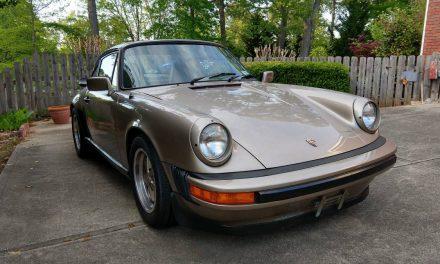 Rare Weissach Edition: 1980 Porsche 911 SC – SOLD!