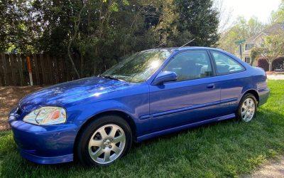 The New Normal: 1999 Honda Civic Si – $20,000