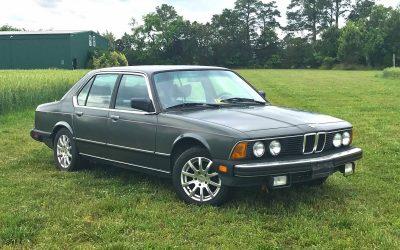 Affordable Flagship: 1985 BMW 735i – $7,500