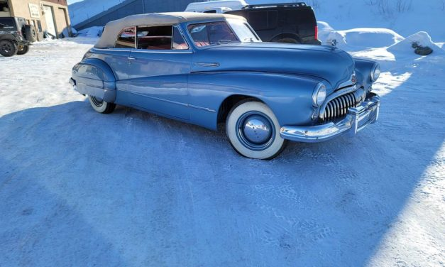 Fooled By eBay: 1948 Buick Super Convertible – $26,900