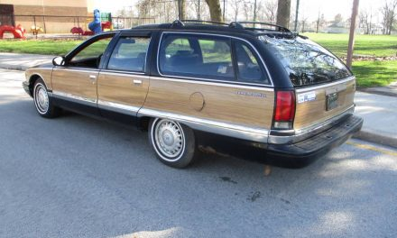 Fixed Phone: 1995 Buick Roadmaster – SOLD!