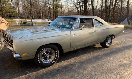 BEEP! BEEP! 1969 Plymouth Road Runner – $36,500
