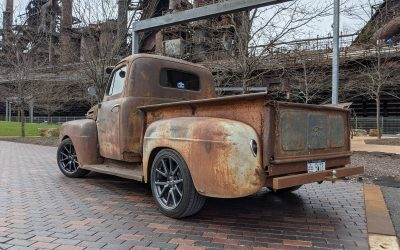 Rat, Resto, or Hot Hod: 1948 Ford F100 – Sold?