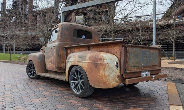 Rat, Resto, or Hot Hod: 1948 Ford F100 – $21,900