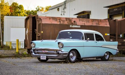 LS Swapped: 1957 Chevrolet 210 Street Machine – SOLD!