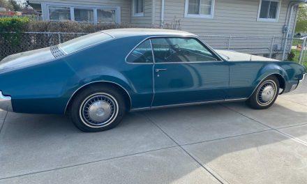 Cord Copycat: 1967 Oldsmobile Toronado – SOLD!
