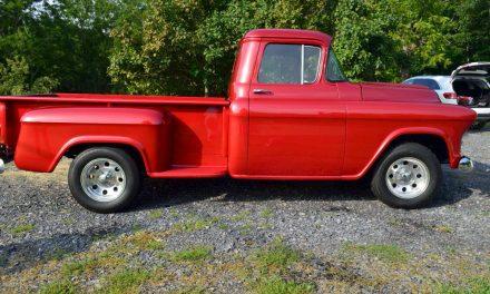 BaT Turn-Away: 1957 Chevrolet Apache 3100