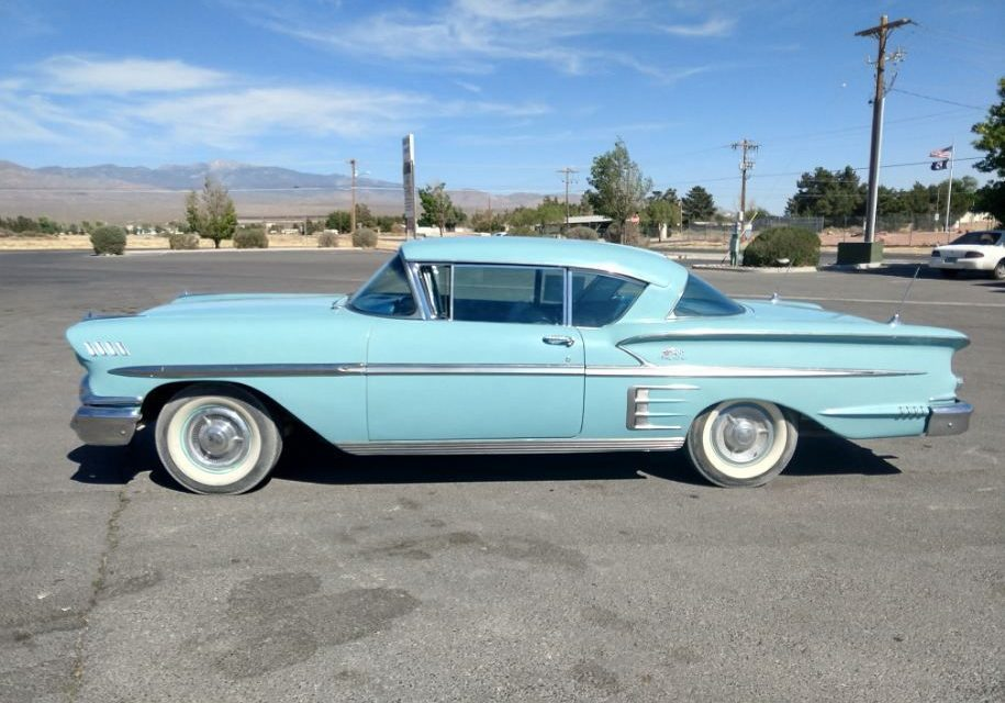 1958 Chevrolet Impala Sport Coupe – SOLD FOR $38,000