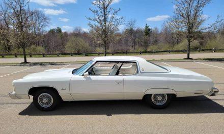 NEW! Award 70: 1974 Chevrolet Impala Spirit of America – Sold?